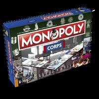 Monopoly het Corps©: Na ruim 200 jaar komt het oudste bordspel ter wereld eindelijk uit in de corps variant!